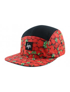 HYPE 5 panel Strawberries Strapback - Sale