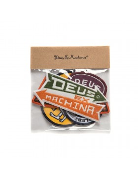 DEUS - Mixed Patch Pack