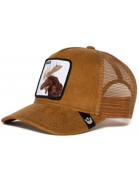 Goorin Bros. Moose Head Trucker cap - Brown