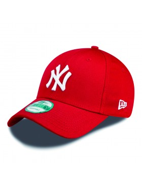 New Era 9Forty Curved cap (940) NY New York Yankees - red