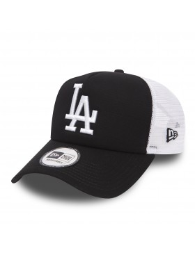 New Era Trucker cap LA Los Angeles Dodgers - Black white
