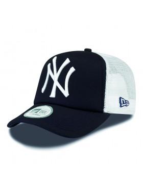 New Era Trucker cap NY New York Yankees - navy