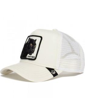 Goorin Bros. Panther Trucker cap - White