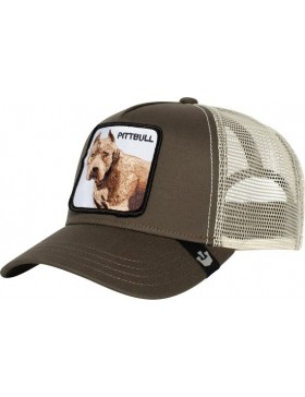 Goorin Bros. Pitbull Trucker cap - Grey
