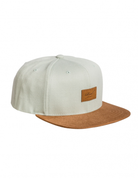 Reell 6 panel Suede cap snapback Sea Glass