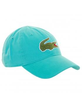 Lacoste Kappe - Big Croc Gabardine - bermuda