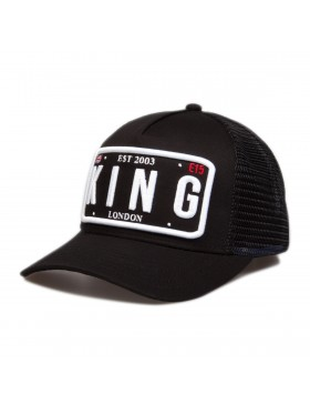 KING Apparel The Sovereign cap - Black