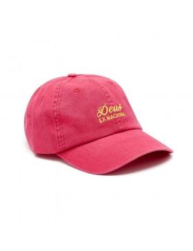 DEUS Sunbleached Kappe - Pink