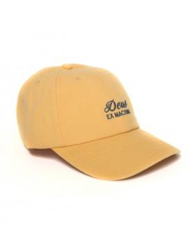 DEUS Sunbleached Kappe - Gelb