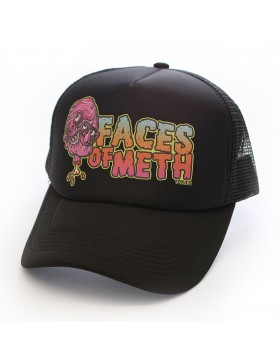 Toxico Faces Of Meth 2 trucker cap - Sale