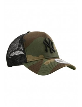 New Era Trucker cap NY New York Yankees - Camo
