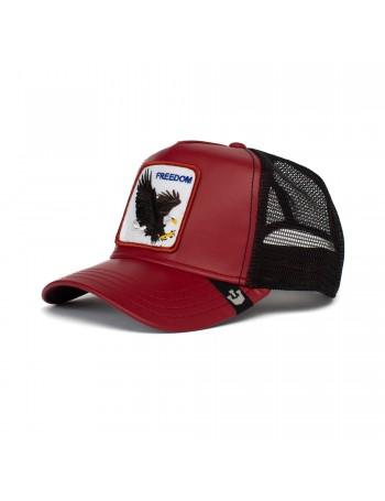 Goorin Bros. Big Bird Trucker cap - Red