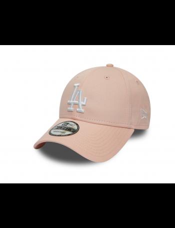 New Era 9Forty Curved cap (940) LA Los Angeles Dodgers - Pink