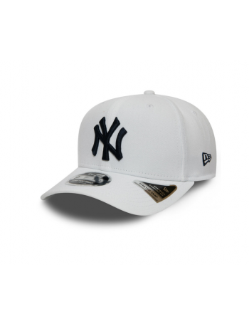 New Era 9Fifty Stretch Snap (950) NY Yankees - White
