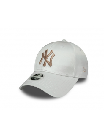 New Era MLB Satin Women's 9Forty cap NY New York Yankees