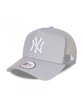 New Era Tonal Mesh Trucker cap NY Yankees - Gray