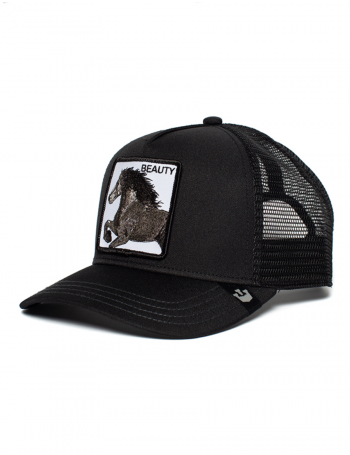 Goorin Bros. Black Beauty Trucker cap