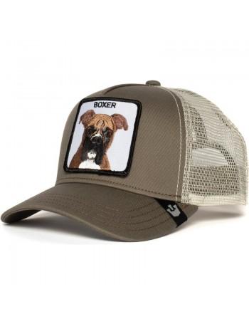 Goorin Bros. Boxer Trucker cap - Grey