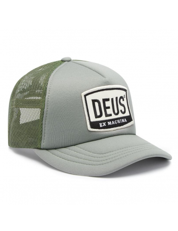 DEUS Moretown Trucker kappe - Grün
