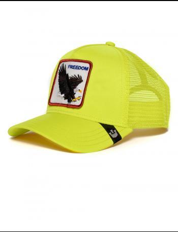 Goorin Bros. Freedom Trucker cap - Yellow