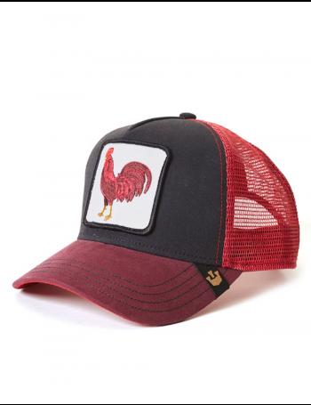 Goorin Bros. Barnyard King Trucker cap -  Black