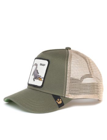 Goorin Bros. Snap At Ya Trucker cap - olive