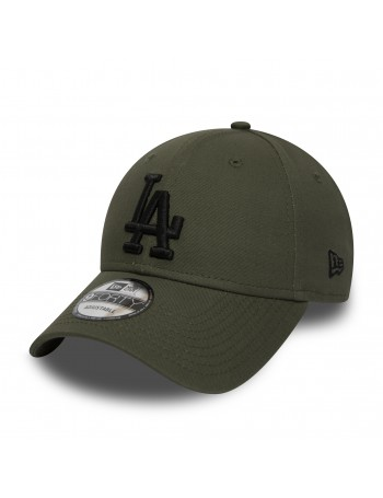 New Era 9Forty Curved cap (940) LA Dodgers - Olive