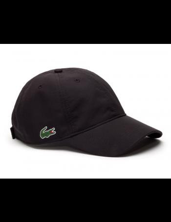 Lacoste cap - Sport cap diamond - black