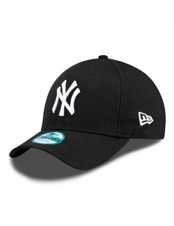 New Era 9Forty Curved cap (940) NY New York Yankees - black