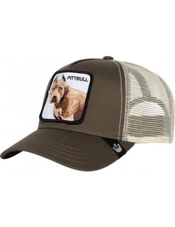 Goorin Bros. Pitbull Trucker cap - Grey