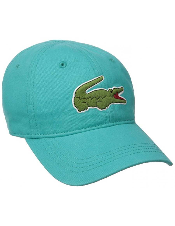 Lacoste Kappe - Big Croc Gabardine - bermuda 9f8512d3fa8f